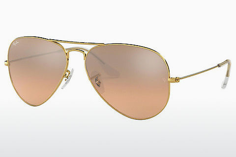 Aurinkolasit Ray-Ban AVIATOR LARGE METAL (RB3025 001/3E)