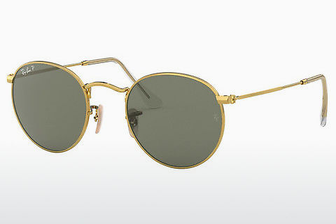 Aurinkolasit Ray-Ban ROUND METAL (RB3447 001/58)