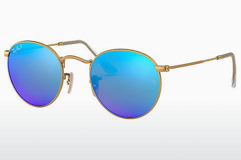 Aurinkolasit Ray-Ban ROUND METAL (RB3447 112/4L)