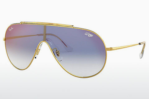 Aurinkolasit Ray-Ban Wings (RB3597 001/X0)