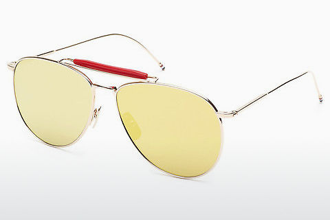 Aurinkolasit Thom Browne TB-015 GLD-LTD