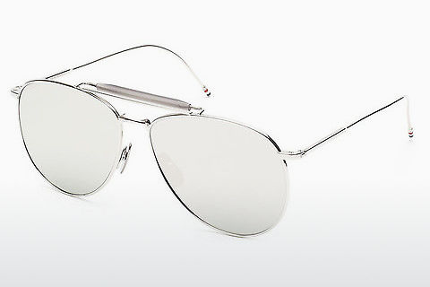 Aurinkolasit Thom Browne TB-015 SLV-LTD