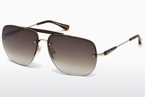 Aurinkolasit Tom Ford Nils (FT0380 28F)