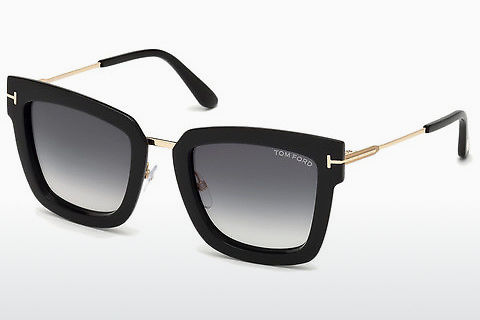 Aurinkolasit Tom Ford Lara-02 (FT0573 01B)