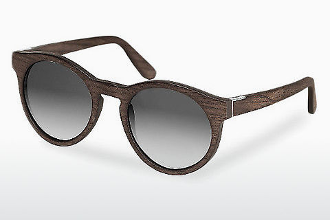 Aurinkolasit Wood Fellas Au (10756 black oak/grey)