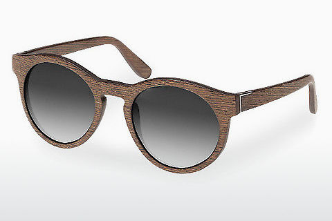 Aurinkolasit Wood Fellas Au (10756 walnut/grey)