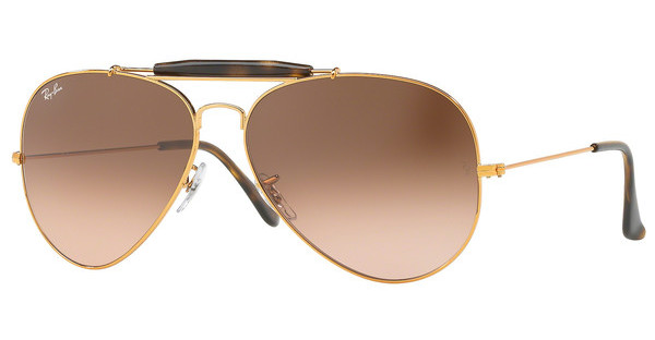 Ray-Ban   RB3029 9001A5 PINK GRADIENT BROWNSHINY LIGHT BRONZE