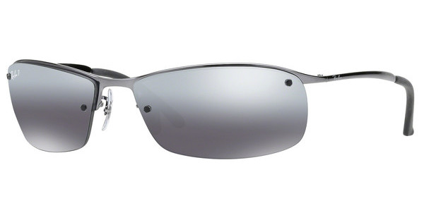 Ray-Ban   RB3183 004/82 POLAR GREY MIRROR SILVER GRAD.GUNMETAL